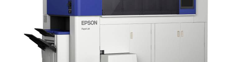 Epson Develops the World's First Office Papermaking System that Turns Waste Paper into New Paper